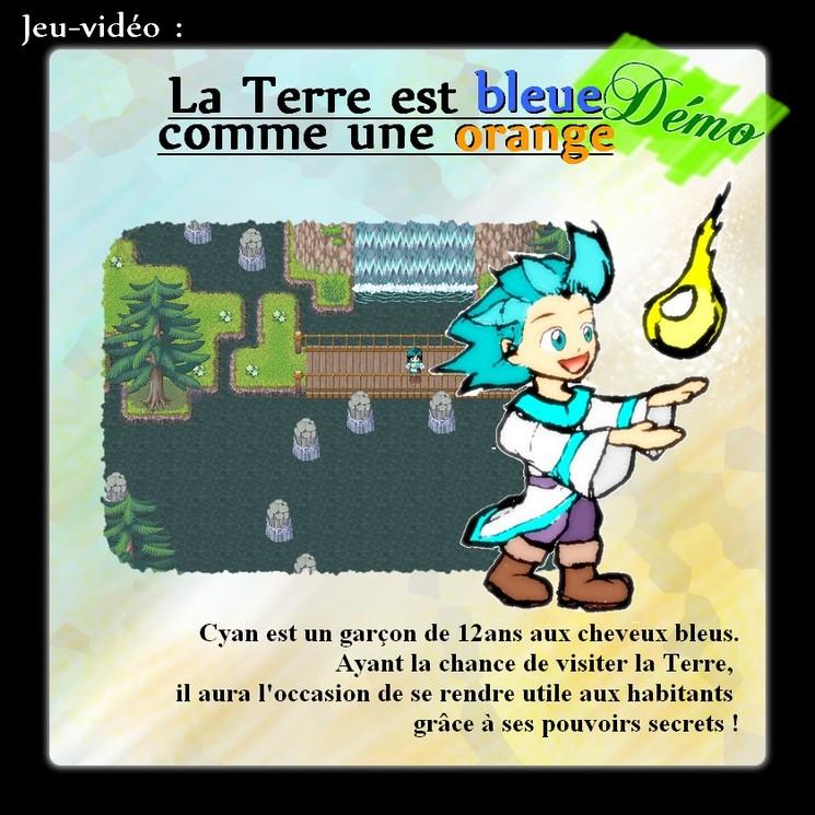 La Terre est bleue comme une orange - Démo Jour 1 1-46b475f