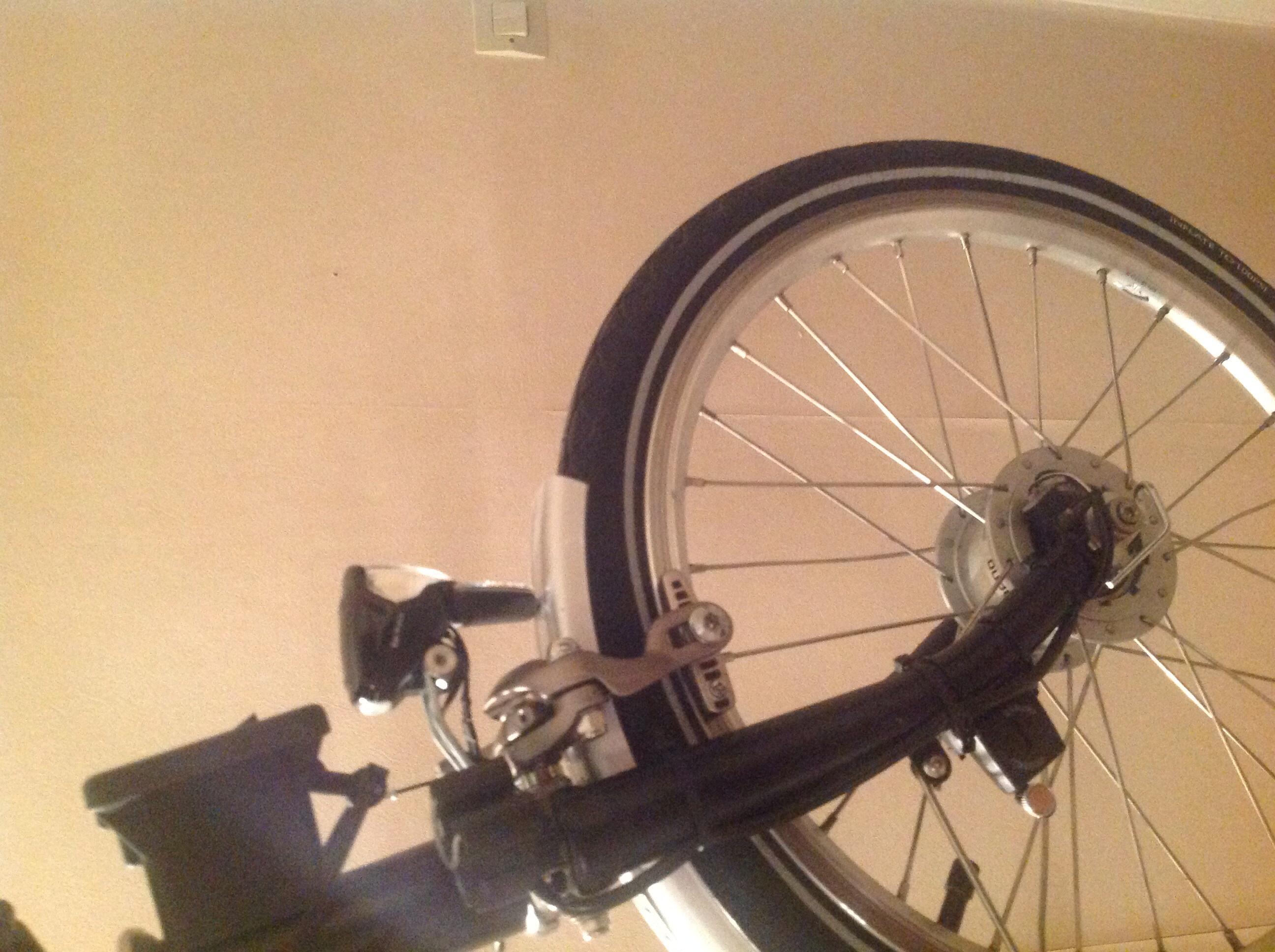 pied d'atelier pour vélo  Image-456fe91